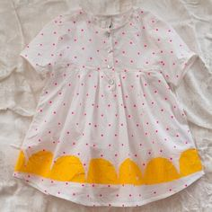 beautiful kid's clothes at thumbeline, via unruly things.