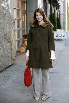 On The Street……Ninth Avenue, New York « The Sartorialist