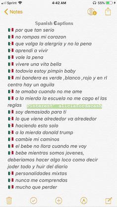 Good Spanish Captions : spanish, captions, •LMFAOOO, Ideas, Instagram, Captions, Selfies,, Selfie, Captions,