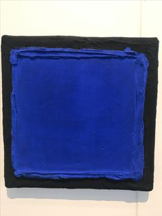 Bram Bogart, blauw-zwart 1967