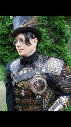 Steampunk group Google+