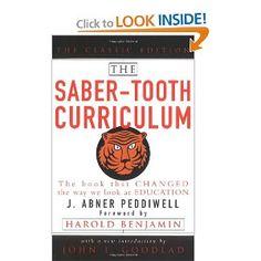 """The Saber-Tooth Curriculum"""
