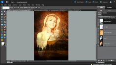 Blending Modes in Photoshop Elements 10