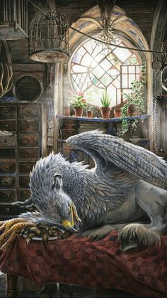 Buckbeak the Hippogriff Harry Potter Drawings, Cool Pictures, Mythical Creatures, Beast, Harry Potter Wallpaper, Fantastic Beasts, Harry Potter Illustrations