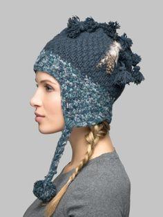 Nobis Belva - Knit Earflap Toque
