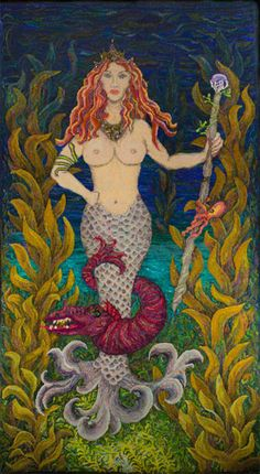 Mermaid-rug-Michele-Micarelli