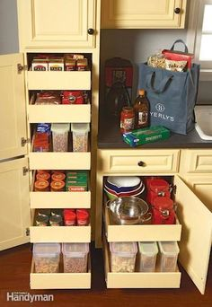 20+ Brilliant DIY Projects To Organize Your Kitchen