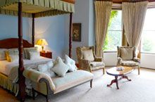 Four Poster Junior Suite Country House Hotels, Guest Rooms, Stunning View, Luxury, Bed, Poster, Furniture, Home Decor, Guest Bedrooms