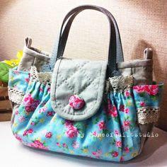 Kantong kit, Baby Bag - petitquilt: Terinspirasi oleh LnwShop.com.