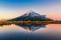 Mount Taranaki New Zealand | [2000x1334] by 新西兰摄影大叔   landscape Nature Photos