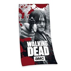 The Walking Dead Bath Towel  Daryl Dixon >>> Want additional info? Click on the image. #ZombieWorld