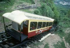 Incline Railway On Side Of Lookout Mountain, Chattanooga, TN