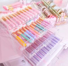 You can never have too many fairytale brushes!