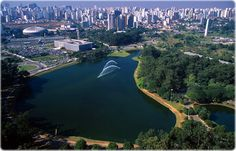 parque do ibirapuera Montevideo, Ecuador, Places Ive Been, Places To Go, Cat Hug, Paulistano, South America Travel, Continents, Monuments