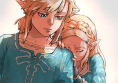 Credit to the original artist The Legend Of Zelda, Legend Of Zelda Breath, Akira, Nintendo, Fire Emblem Awakening, Link Zelda, Fanart, Fullmetal Alchemist Brotherhood, Wind Waker