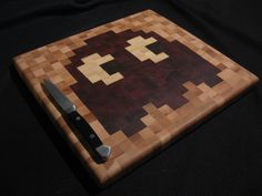 Gaming Nostalgia in Your Kitchen with This 8-Bit Cutting Board + Joystick BreakfastSet - News - GameTyrant