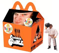 """A Clockwork Orange"" Happy Meal"