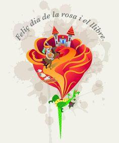 Sant Jordi 2015, síguelo en directo