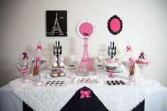 Love this idea / theme for a bachelorette party or bridal shower!