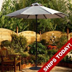 7.5 ft Premium Value Wood Market Umbrella. Only $79.00 FREE Shipping. #PatioUmbrellas Market Umbrella, Patio Umbrellas, Free Shipping, Wood, Outdoor Decor, Home Decor, Decoration Home, Umbrellas Parasols, Woodwind Instrument