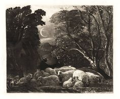 samuel palmer drawings - Yahoo Search Results