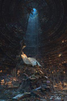 The Underappreciated Art of Imaginary Wastelands