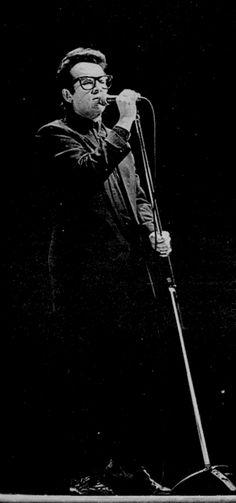 Elvis Costello. S) Veronica is my favorite Elvis C. composition. Yours?