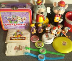Old Chuck E. Cheese's Pizza Time Theatre     gOOdies pic by gregg_koenig, via Flickr