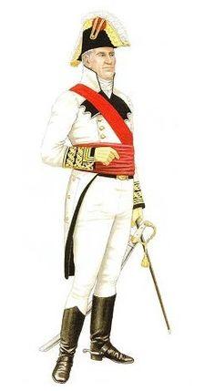Capitán General. Fco. Javier Castaños
