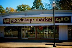 Ten Vintage Shops of Northwest Arkansas... 410 Vintage Market
