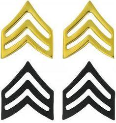E-5 Sergeant Army Rank $3.2