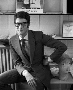 Yves Saint Laurent: the man and the myth - Telegraph