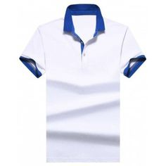"""Contrast Collar Slim Polo Shirt only $15.95 with coupon… GearBest is one of the most popular place for you to shop products of many top brands including Xiaomi, Vernee, Meizu, Anet, ILIFE, and so on. Here, you can find the freshest coupon of """"Contrast Collar Slim Polo Shirt"""" and enjoy big discount on GearBest with …"""