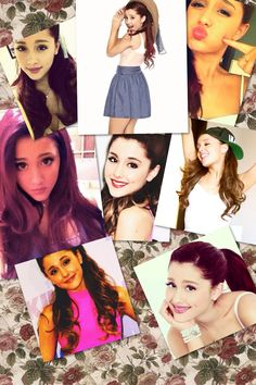 You are my favorite Ariana Grande it would mean so much to me if you followed me I am your biggest fan @Ariana Bourke Bourke Grande