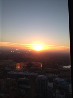 From Sydney Tower, Sydney, Australia, 1/1/13.