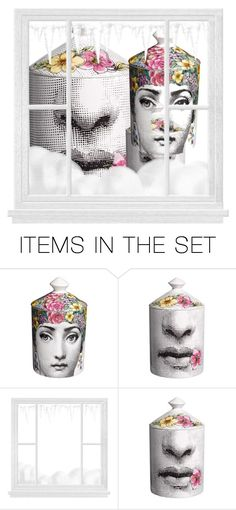 """""""Floral winter theme"""" by buddahbar ❤ liked on Polyvore featuring art"""