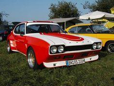 ca Ford Capri MK1