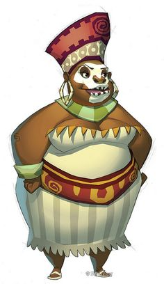 Concept art of the Voodoo Lady as she appears in-game in 'Tales of Monkey Island'; Monkey Island, Character Concept, Concept Art, Character Reference, Voodoo Priestess, Lucas Arts, Pirate Art, Research Images, Drawn Art