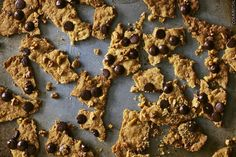 Shauna Sever's Chocolate Chip Cookie Brittle recipe on Food52