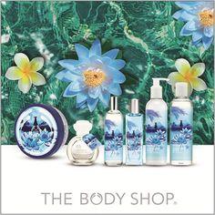 The Body Shop'un yeni parfüm koleksiyonu Fijian Water Lotus sizi çok uzaklara götürecek. Herkesten önce denemek için Buyaka The Body Shop mağazasını ziyaret etmeyi unutmayın. :)