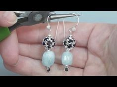 Pearl Earrings, Drop Earrings, Diy Videos, Jewelry, Baby, Manualidades, Boucle D'oreille, Locs, Pearl