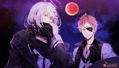 Tsukinami Carla & Tsukinami Shin | Diabolik Lovers: Haunted dark bridal - Dark Fate #otomegame