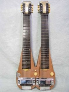 1952 Rickenbacker Double Neck Lap Steel