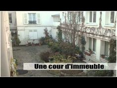 French words with pictures # The city - Episode 1 French Tenses, French Verbs, French Pictures, Grow Home, Aquaponics Plants, French Lessons, Teaching French, France, How To Treat Acne