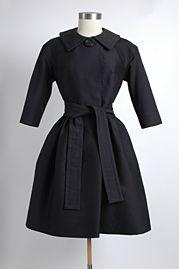 Vintage coat. I want.