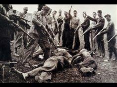 "http://www.documentaryflick.com ""Scientia potentia est"" - Knowledge is Power Jasenovac concentration camp (Croatian, Serbian: Logor Jasenovac; Serbian Cyrillic: Логор Јасеновац; Yiddish: יאסענאוואץ; Hebrew: יסנובץ, sometimes spelled ""Yasenovatz"") was an extermination camp established in the Independent State of Croatia (NDH) during World War ..."