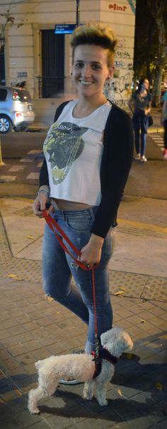 Fashion from the streets of Buenos Aires, Argentina.