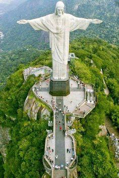 Cristo el Redentor, Brasil