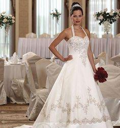 Halter Wedding Dresses Plus Size Chapel - Halter Wedding Dresses Plus Size Chapel.jpg