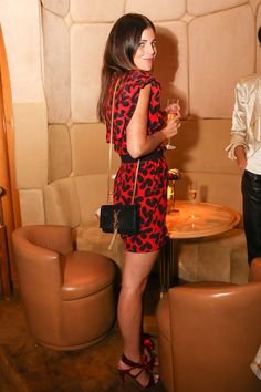 Olivier Van Themsche, COOLS and MAN - WOMAN Party on 7/22/14 | Julia Restoin Roitfeld | The Week in Parties July 25 - Summer Parties - ELLE